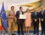 PREMIOS AL MEJOR ACEITE DE OLIVA VIRGEN