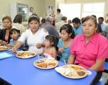 MÁS DE OCHO MIL PERSONAS ACUDEN A COMEDORES COMUNITARIOS EN PUEBLA